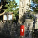 Church & Post Box