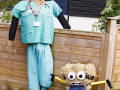 Dr Xand and Minion